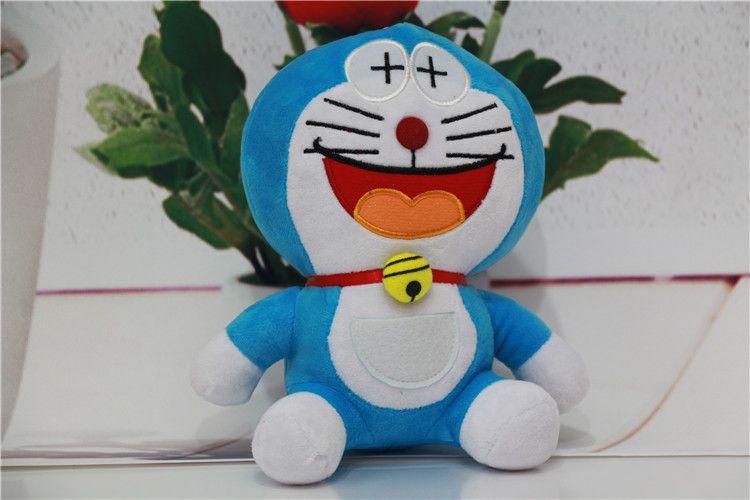哆啦a梦的妹妹_叮当毛绒玩具哆啦a梦毛绒公仔创意布偶情侣机器猫丁玲妹妹娃娃