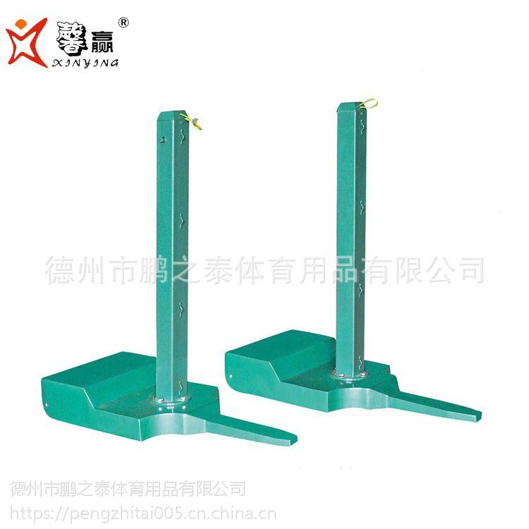 移动式铸铁网球柱规格 220kg含网 纯铸铁