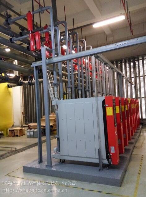 深圳安邦冷凝器换热器空压机压力容器锅炉储气罐特种设备安装设计