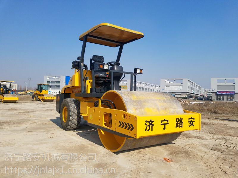 山东专业生产6吨压路机土石方压实机振动压路机厂家