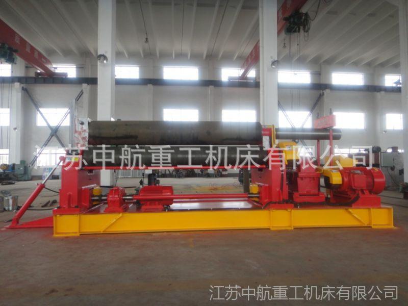 厂家直销W11中航大型卷板机 全新全自动机械卷板机