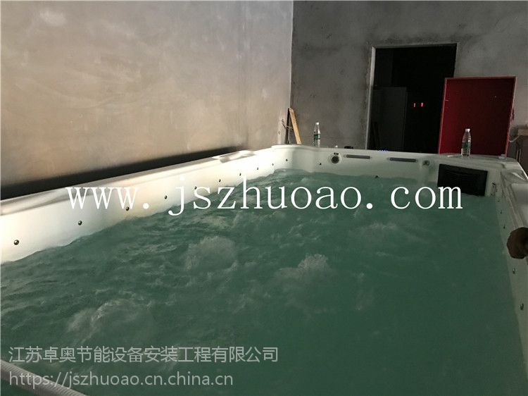 母婴会所游泳池奥栋空气能热泵恒温加热