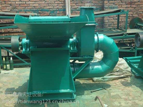 湖北宜城鑫旺400型园林高效柴油机驱动锯末机