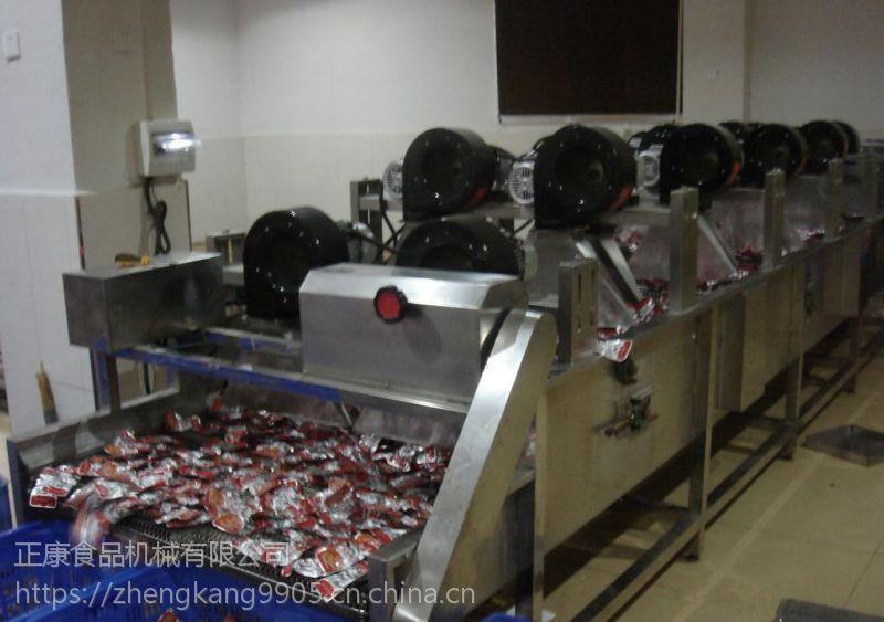 正康供应食品自动风干机 酱菜包装脱水风干设备 可定制