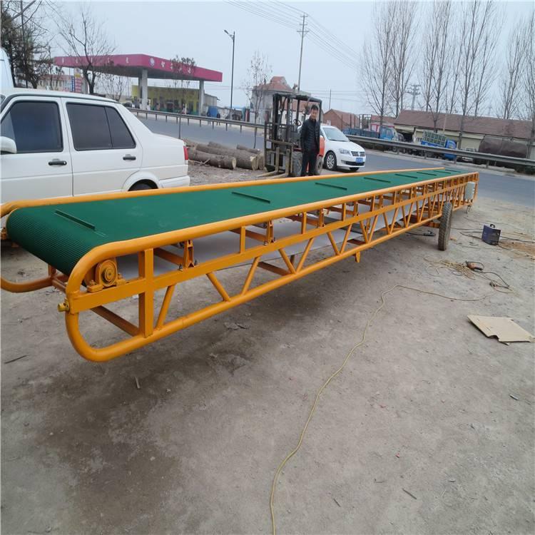 轻型固定式输送机 润众 流水线传送皮带输送机