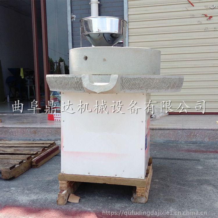 电动 小型豆浆加工石磨 多功能电动豆腐石磨机 鼎达
