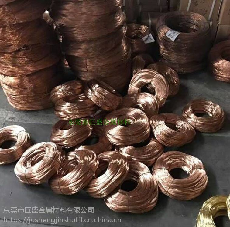 一体弹簧用磷铜线,2.7磷铜线