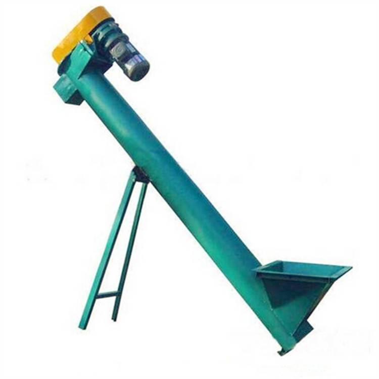橡胶粉用螺旋提升机 TL16细沙用管式提升机