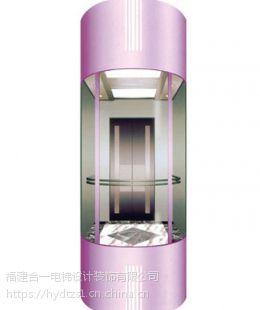 电梯配件不锈钢电梯装潢泉州晋江电梯装潢设计