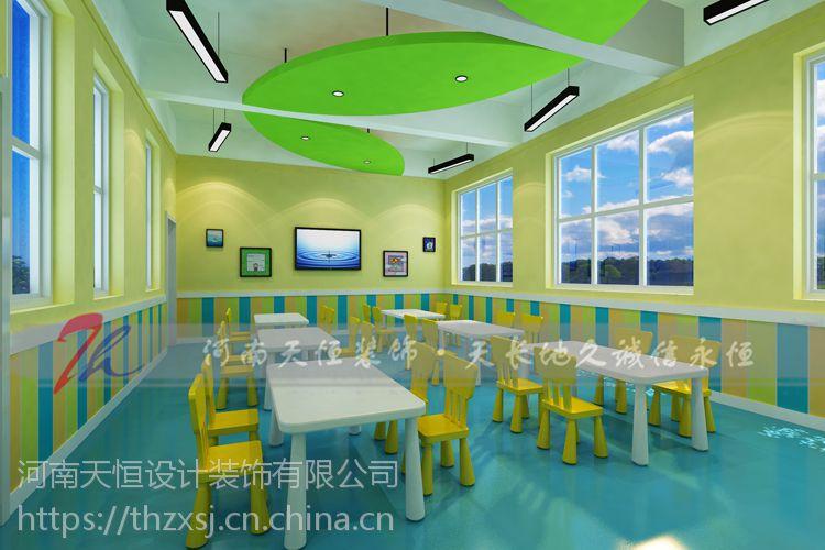 开封兰考幼儿园装修公司—开封兰考幼儿园设计思路应该从哪些方面着想