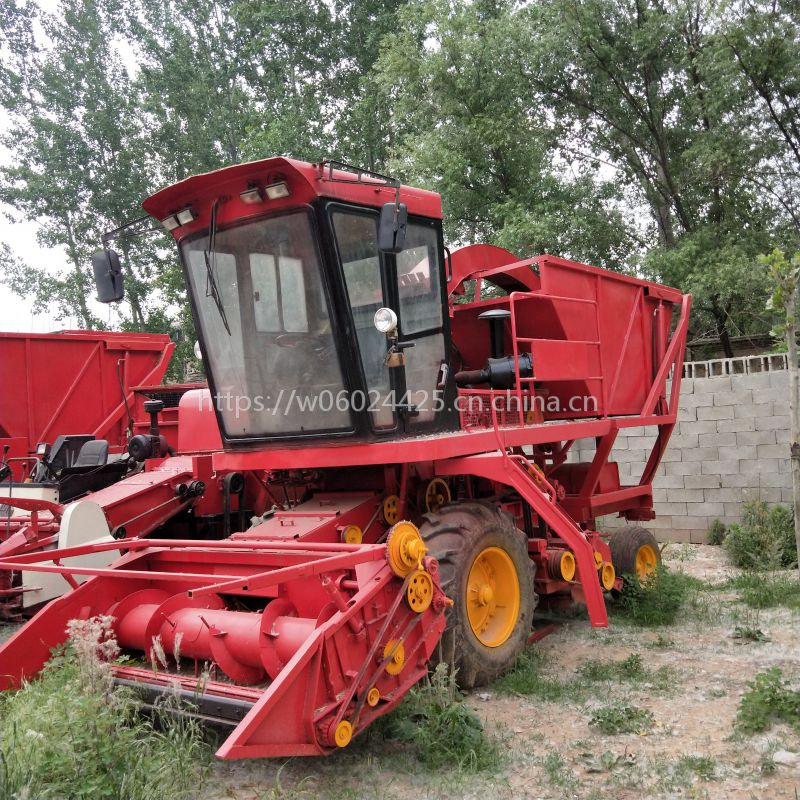 热销大型玉米秸秆青贮机 多功能秸秆青贮还田机 青饲料收集机