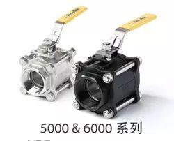 美国博雷(Bray)球阀S5000&6000 进口博雷(Bray)球阀S5000&6000