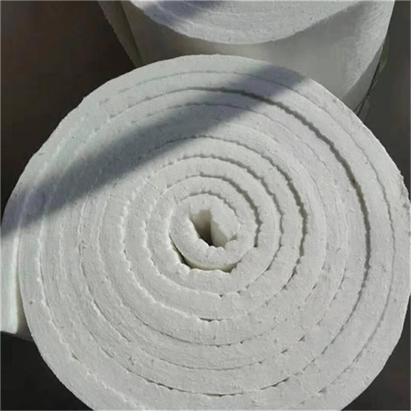 价格优惠硅酸铝耐火毯 隔音耐高温硅酸铝管