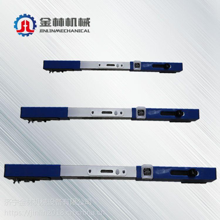 供应轨道设备万能轨距尺 金林机械型号齐全铁路轨距尺