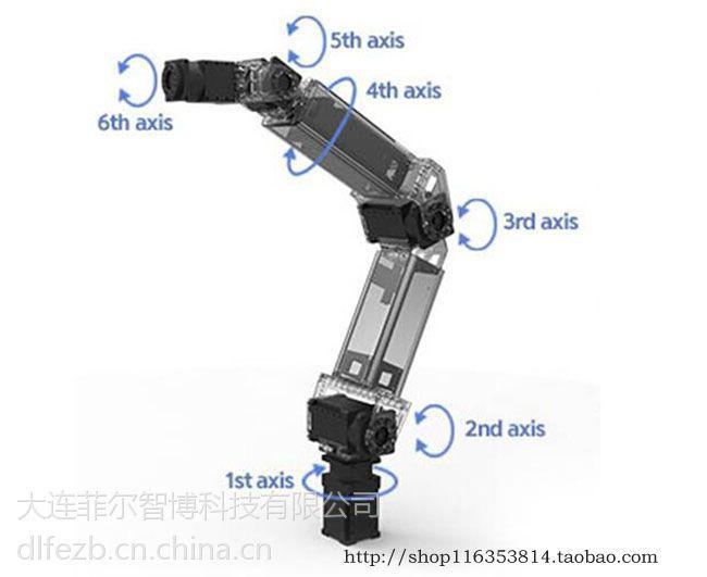 robotis 6自由度机械臂(进口)