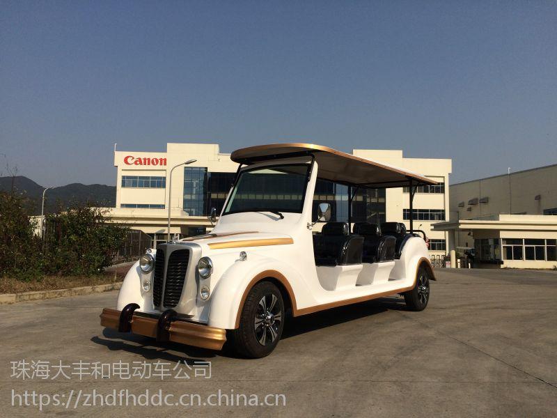 珠海大丰和电动老爷车17年新款DFH-LX8E-1厂家热销