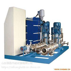 山东康鲁换热机组控制柜的要求
