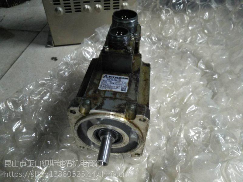 快速三菱伺服电机维修 HA-FF23C-S5 报警过热过负载编码器故障