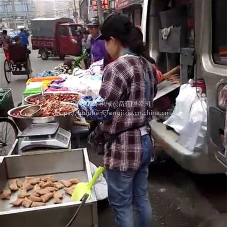 开店改行小投资核桃粽子机 十多种杂粮混合 不锈钢壳 4缸麻花