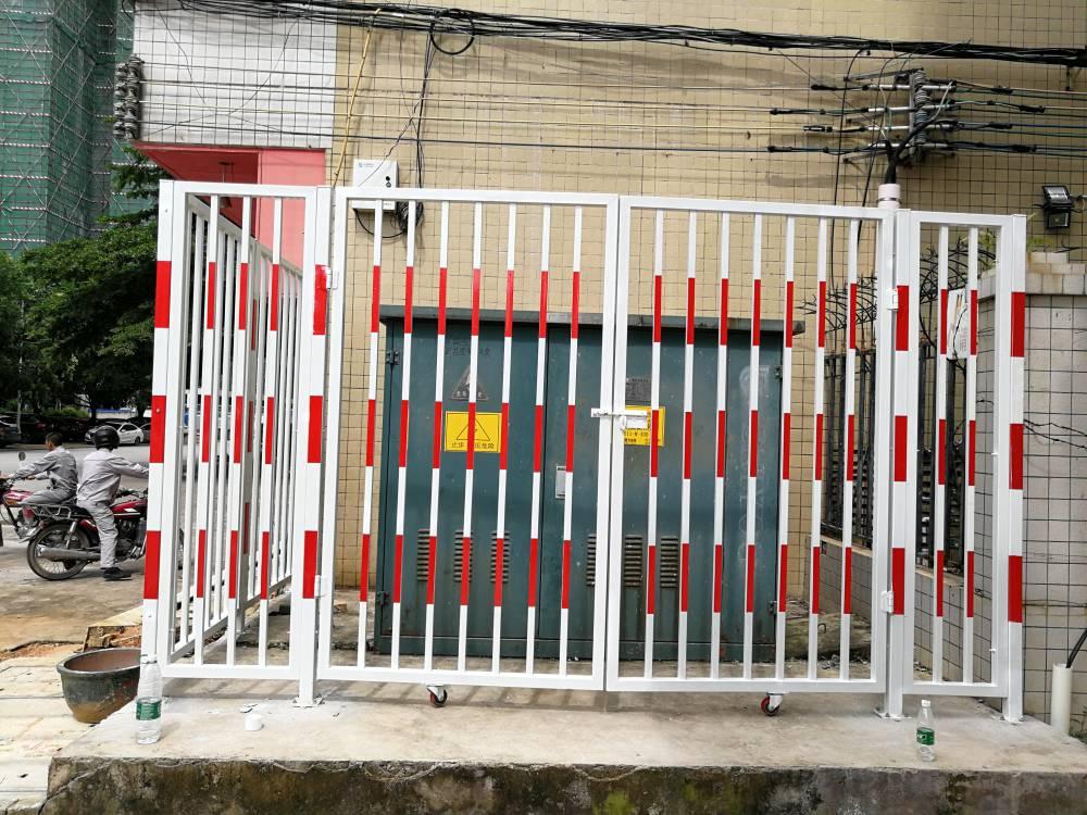 肇庆临边警示隔离栏 河源基坑安全防护栏杆 潮州工地围栏图片
