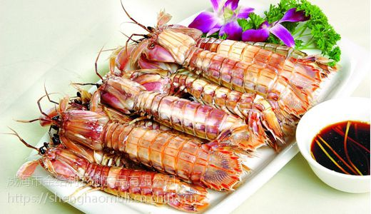 宁德虾爬肉批发虾姑肉价格 熟冻皮皮虾肉