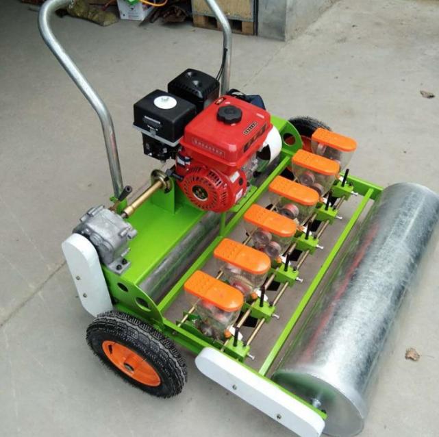 车载式多行播种机厂家 链轨式农作物精播机 单双行播种机