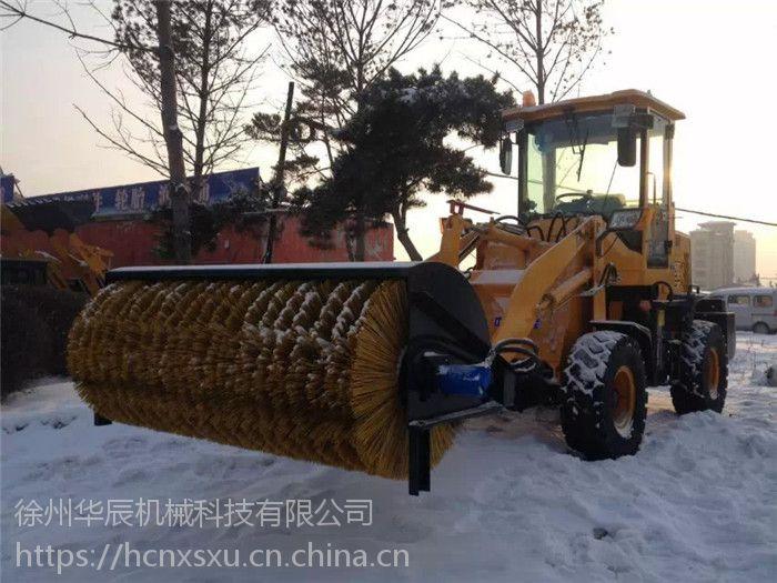 大型扫雪机 HCN屈恩机具扫雪机配装载机 清雪机快速清扫积雪