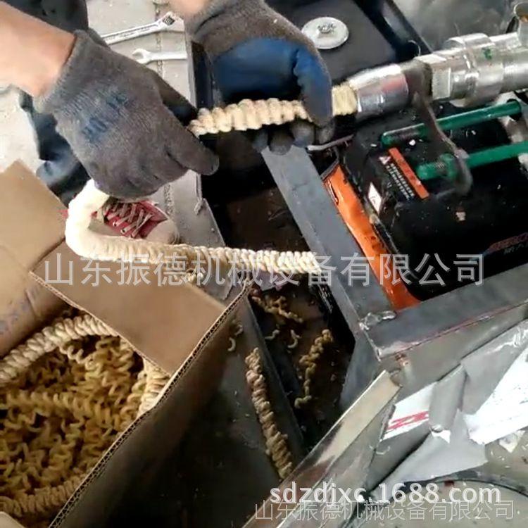 七用空心棒膨化机 振德 自动切断食品膨化机 双螺杆玉米膨化食品