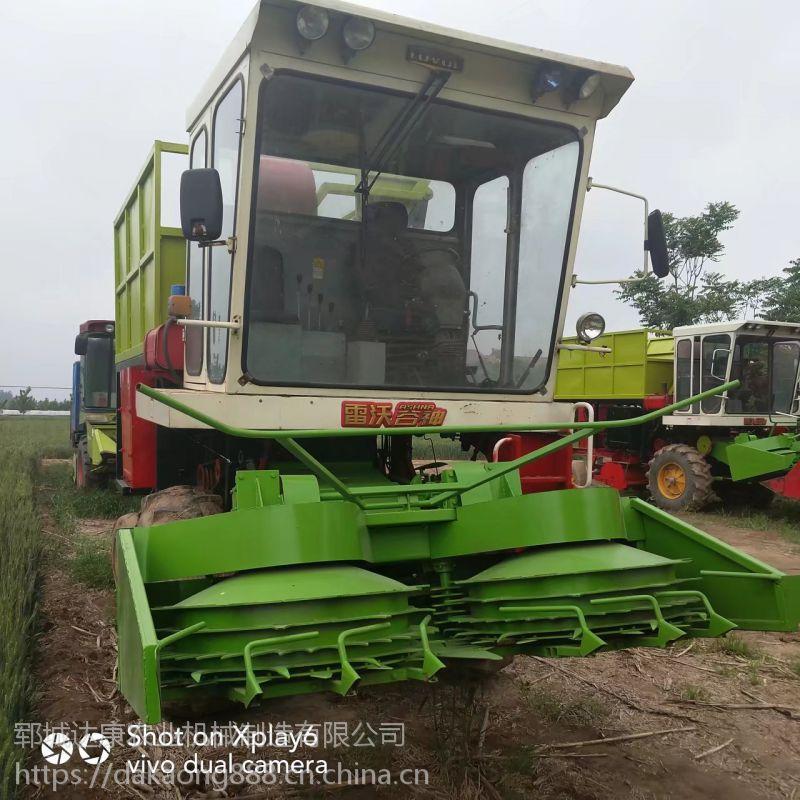 牛羊饲料圆盘式青贮回收机 玉米秸秆粉碎青储机