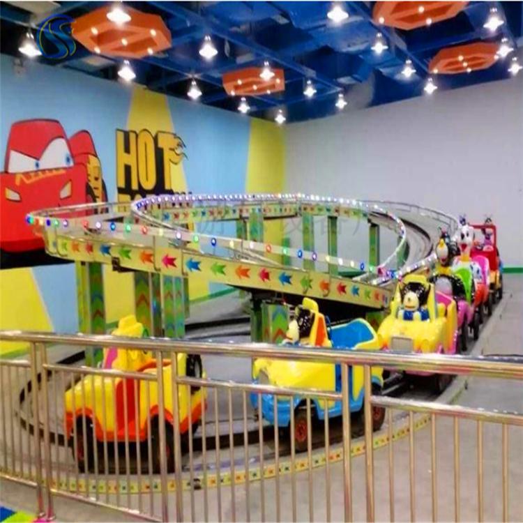 ***吸引孩子的游乐设备迷你穿梭,超级挣钱的小型娱乐项目有哪些