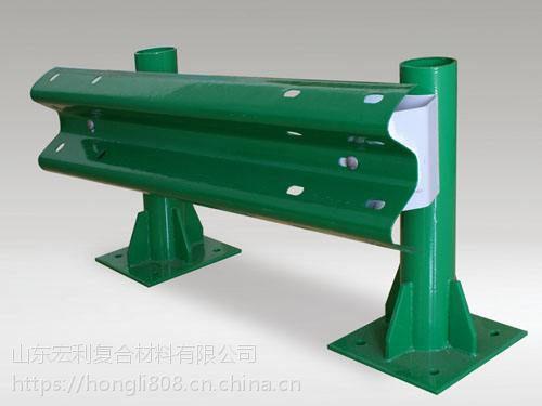 (宏利)通辽市高速护栏、桥梁W板、道路护栏【双波/三波】