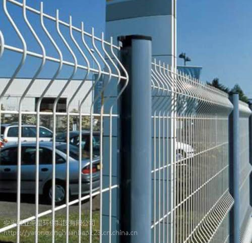 框架铁丝围网 工厂学校隔离栏 防护网价格
