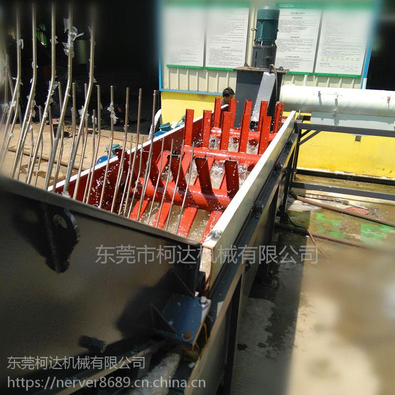 回收薄膜处理设备_LDPE薄膜清洗线柯达机械