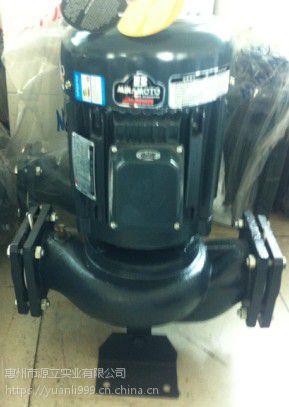 厂家供应源立牌Y90S-2立式管道循环泵YLGB50-18
