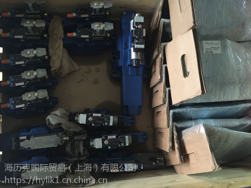 4WRPH6C4B12L-2X/G24Z4/M力士乐比例阀 现货供应