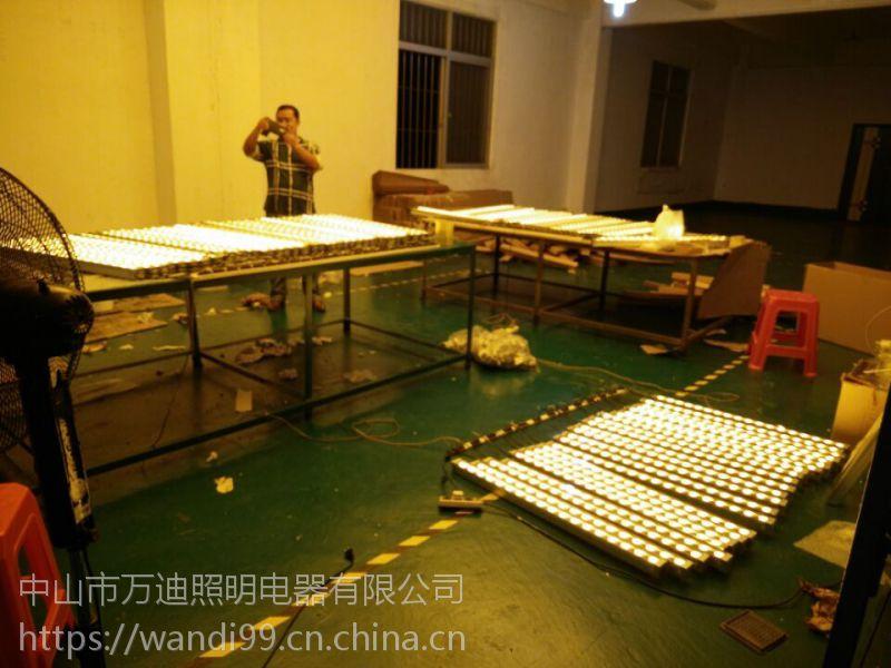 广顺销质保三年9W-36WLED2700K洗墙灯 LED单色12W2700K条形灯