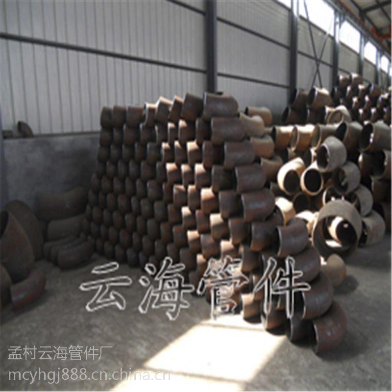 生产国标碳钢DN100冷煨无缝弯管商品有价信誉无价