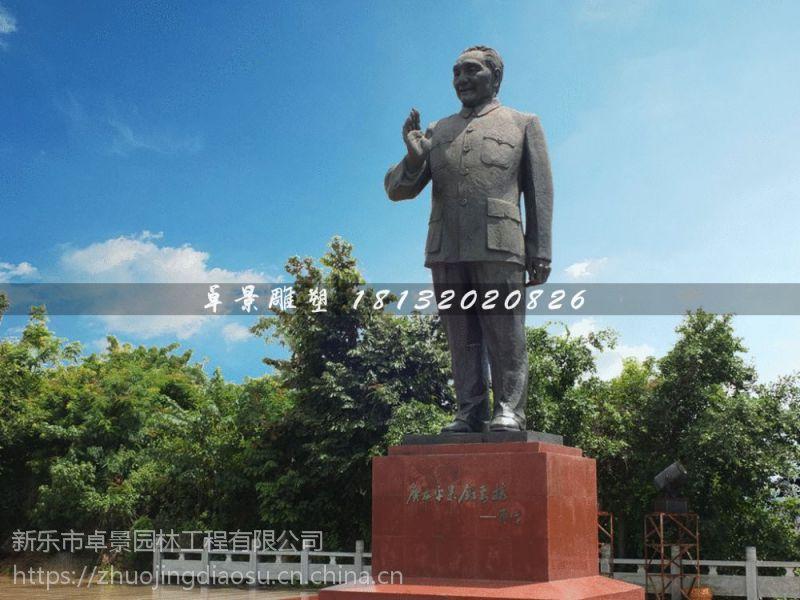 邓小平铜雕,广场伟人雕塑