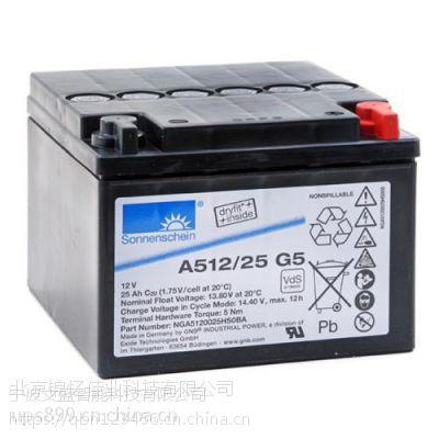 太阳能配套蓄电池供应商A602/1695德国阳光胶体蓄电池