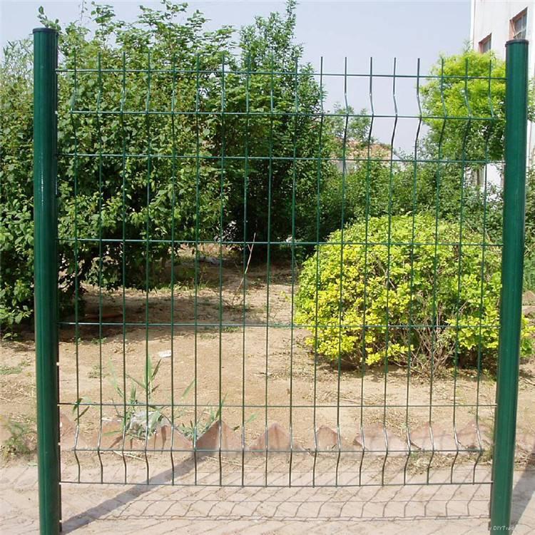 工地护栏网 庭院护栏网 隔离栅网片