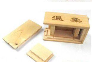 打不开的盒子 礼物盒 藏宝盒-椴木温柔盒 情人
