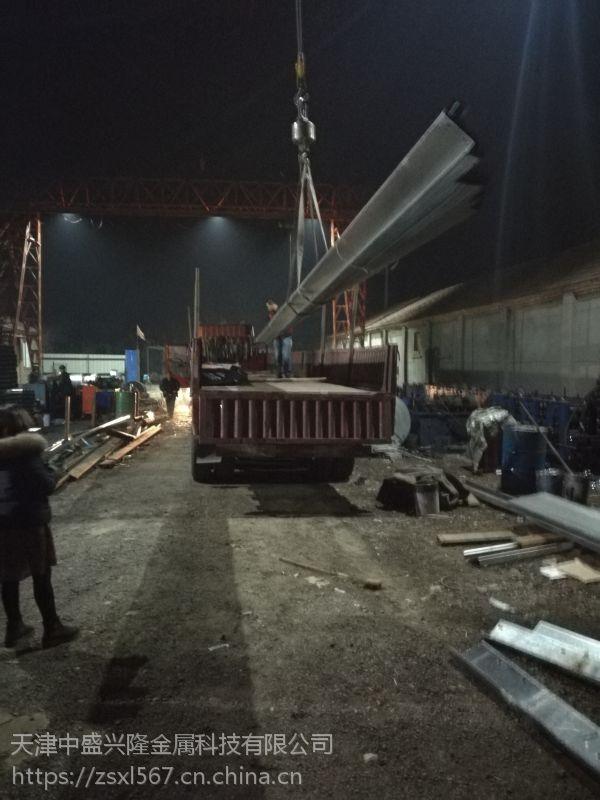 专业加工C型钢厂家,认准天津中盛兴隆