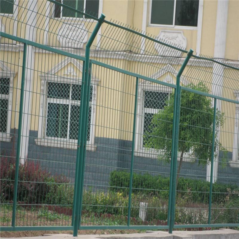 高速公路护栏 金属护栏门 宁波隔离栏