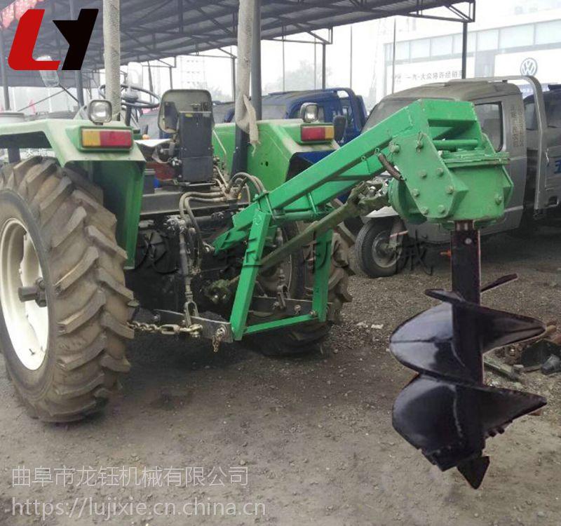 柴油机挖坑机报价 多功能线杆挖坑机厂家