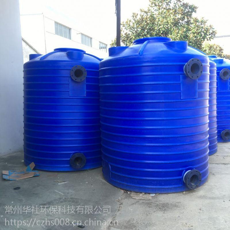 5吨塑料储罐 化工专用防腐储罐厂家批发