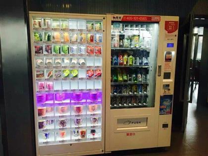 广东rfid无人超市货架 自动售货机 智能扫码无人售货超市 rfid电子标签 创新佳