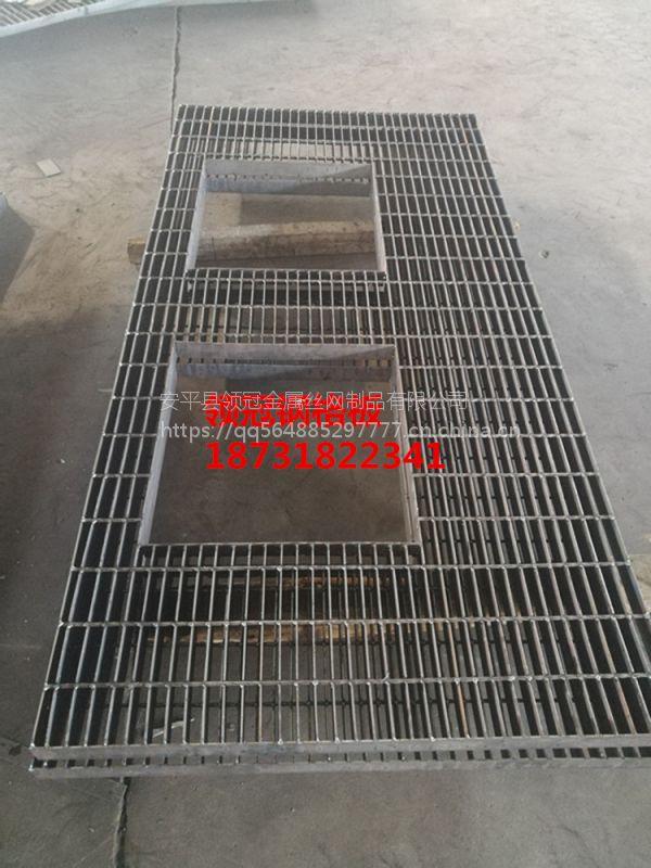 哪里有卖热镀锌钢格栅&天津东丽区镀锌钢格栅盖板15203183691