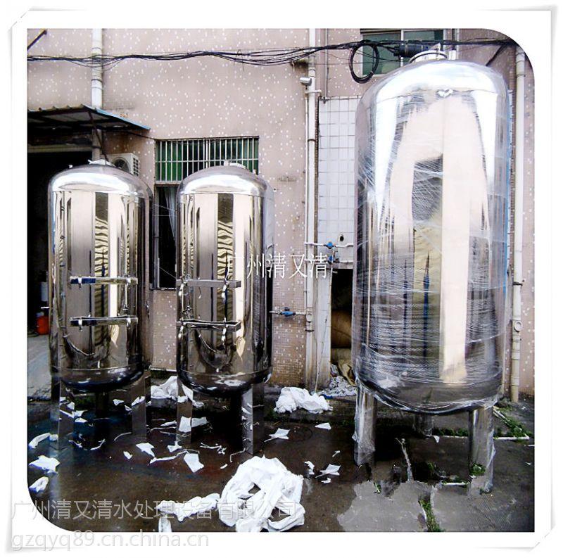 供应广西/广东/湖南/贵州不锈钢机械过滤器,大流量砂滤器清又清专业定制