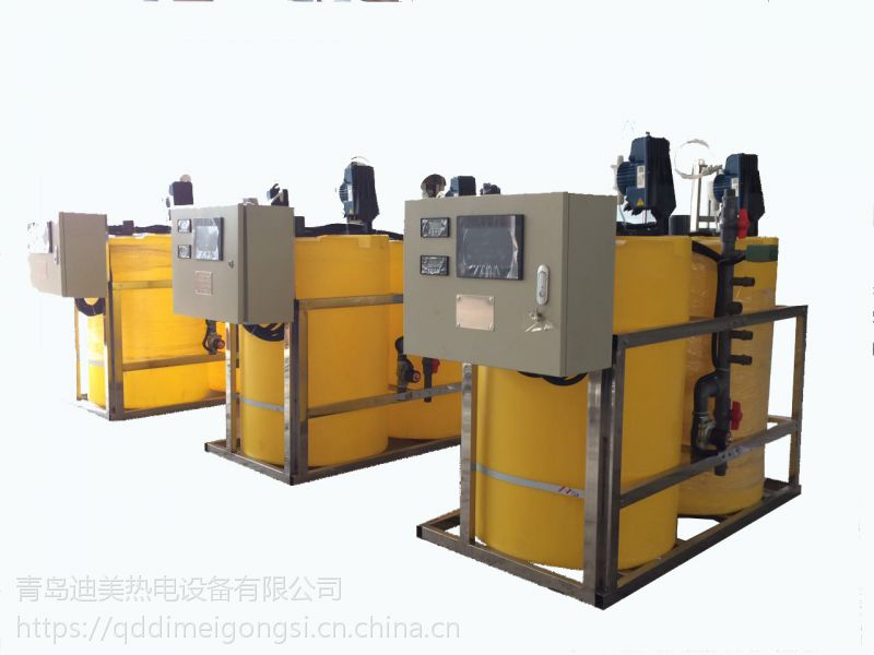 厂家直销批发优质一体化循环加药装置自动加药装置oem定制加工