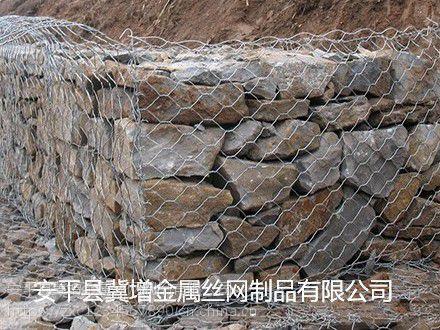 冀增河岸加固格宾网,堤坝防护格网质量保障